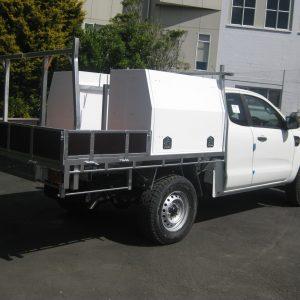 Ford xc tollbox rear rt